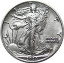 1916-1947 Walking Liberty Silver Half Dollar Melt Value