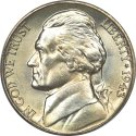 1942-1945 Silver War Nickel - Silver Coin Melt Value