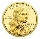 Sacagawea Golden Dollar Melt Value