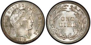 1892 1916 Barber Dime Melt Value Coinflation