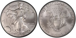 Silver Eagle Value