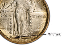 1916-1930 Standing Liberty Silver Quarter Melt Value - Coinflation